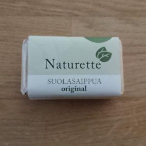 Naturette suolasaippua original n.120g