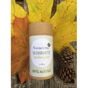 naturette lime deodorantti