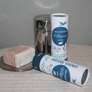 suoladeodorantti kuura