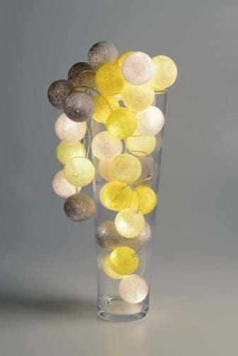 cotton ball valosarja
